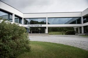 Haldor Topsoe HQ | Ravnholm Lyngby Denmark