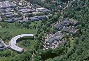 Haldor Topsoe HQ | Aerial