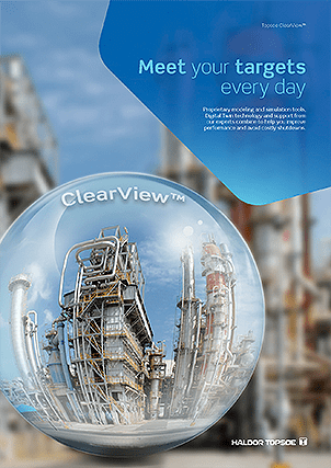 Meet your targets every day with our connected service ClearView™