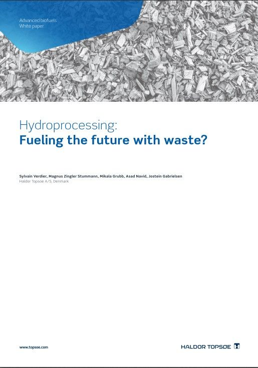 Fueling the future with waste