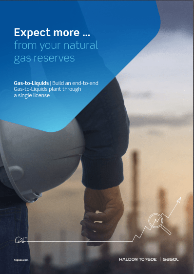 Expect more...from your natural gas reserves with G2L™