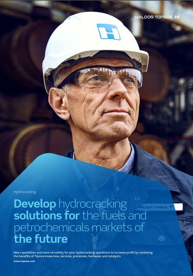 Develop hydrocracking solutions for the fuels and petrochemicals markets of the future