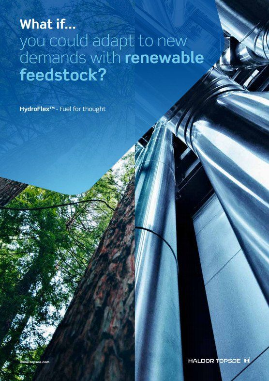 What if....you could adapt to new demands with renewable feedstock?